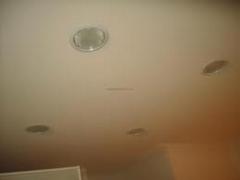 Pladur: techo continuo