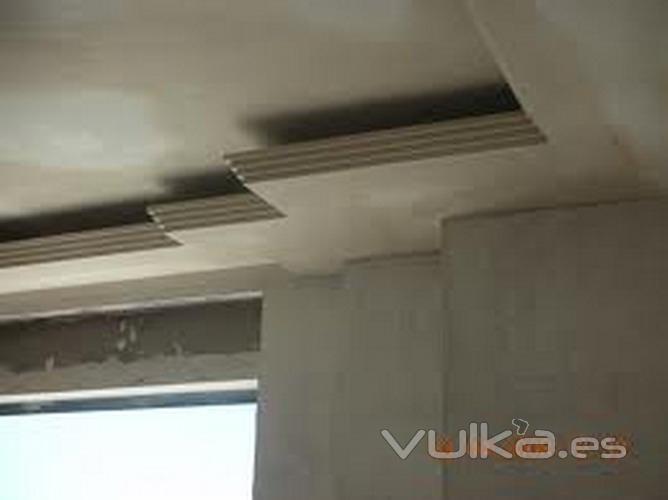 Plakodur decoraciones - Escayola decorativa techo ...