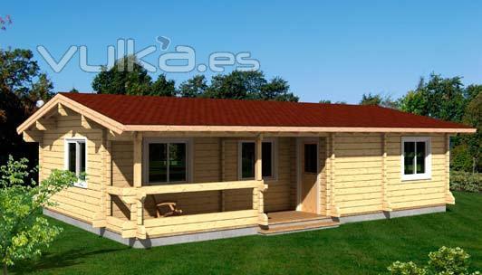 Casas de madera economicas - Casa madera economica ...