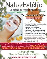Mollet del valles. tratamientos de oto�o, invierno en naturestetic en barcelona.