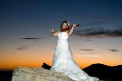 Post-boda maite & miguel angel reportaje en cabo de gata