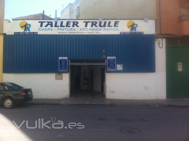Foto fachada de taller - Fachadas de talleres ...