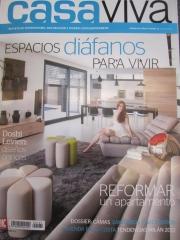 Espuny en portada CASA VIVA junio 2012