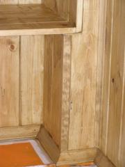 Construccion de sauna