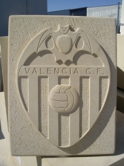 Escudo del valencia c.f.