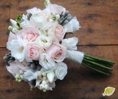 Ramo novia vintage mayula flores