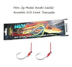 Www.ceboseltimon.es - se�uelos hiro jig madai awaki - montado con 2 anzuelos 7/0 de carbono