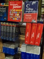 Diccionarios ingl�s, castellano y valenciano