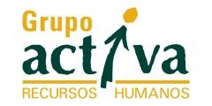 Grupo activa, logotipo de la ett activa