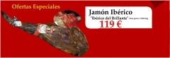 oferta jam�n Ib�rico extreme�o 119 EUR