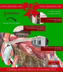 Secadero de jamones y Fca de Embutidos Castuera Badajoz