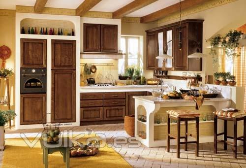 Cocina De Obra Rustica. Una De Las Claves Para Conseguir Un Trabajo ...