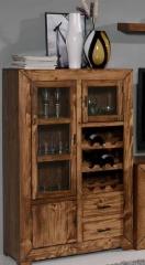 Mueble bar colonial rustico
