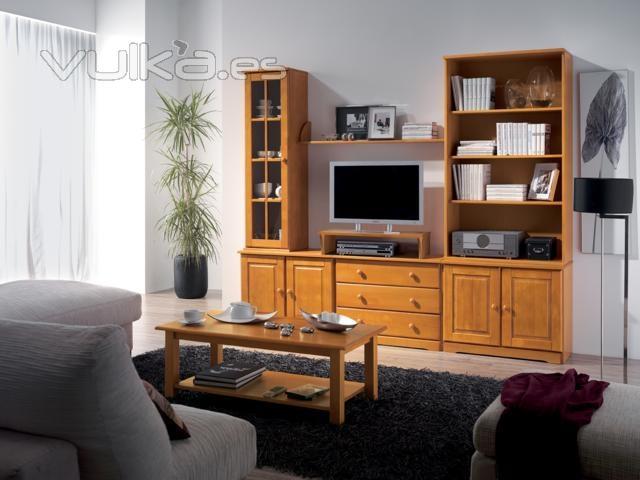 Foto mueble rustico pino for Muebles pino baratos