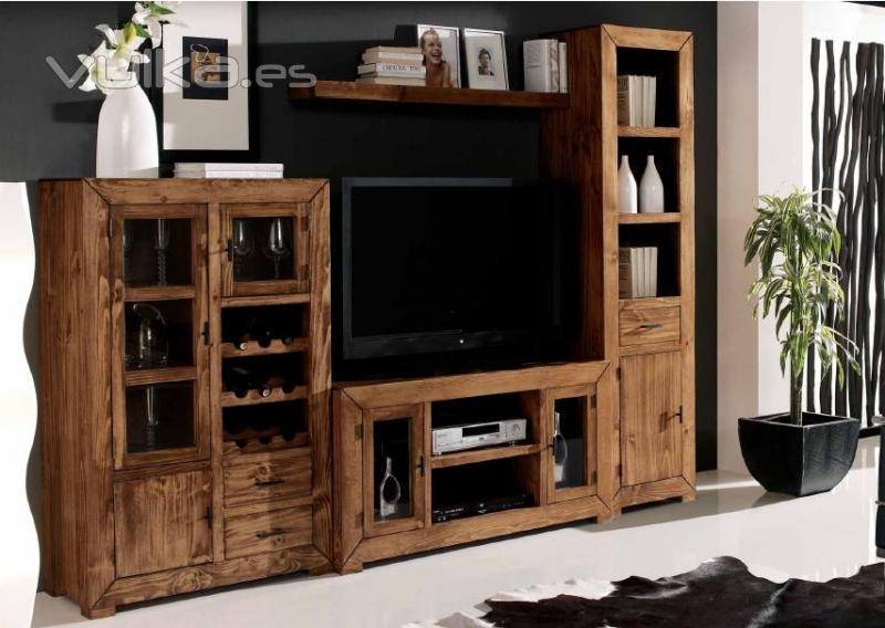 Silarte muebles r sticos for Muebles de bano rusticos baratos