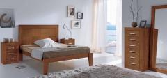 dormitorio rustico colonial