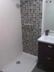 Renovación de baño en reforma realizada por cef valencia, .sl. en benimaclet -valencia-