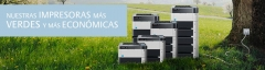 Gama de impresoras kyocera serie fs-4000