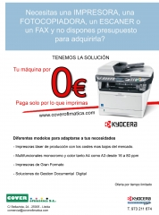 Foto 14 asesores empresas en Lleida - Kyocera -fotocopiadoras en Lleida - Ideal - Neopost - 973 21 16 74