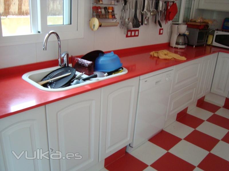 Silex encimeras creativas - Bancadas de cocina ...