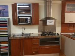 + cocina madera de haya+ encimera acero inoxidable...2.685 EUR