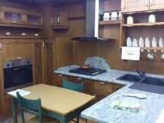 + cocina en madera de casta�o + encimera granito...2.850 EUR