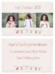 Tarjetas de felicitación Navidad 2012