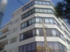 Restauración de fachada con suber tres en cala ganba