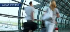 Traslados privados low cost desde/hasta aeropuertos reservando online
