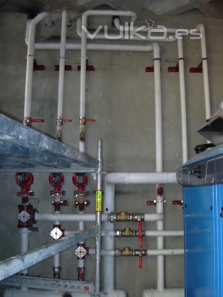 Inverecosolar calderas y biomasa for Servicio tecnico fagor burgos