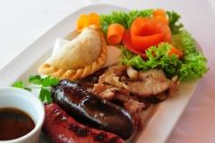 Comer en sevilla comida argentina