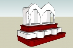 Dise�ando un templo hind� (6)