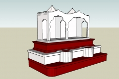 Dise�ando un templo hind� (8)