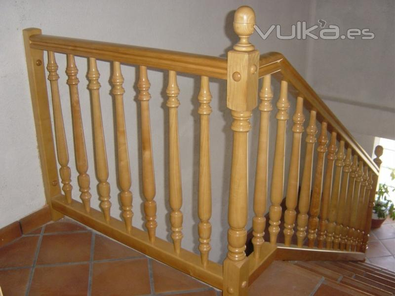 Precios para puertas interiores - Barandillas de madera para interior ...