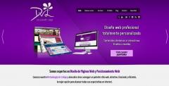 Somos expertos en diseño de páginas web profesionales y posicionamiento web
