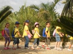 Visita colegio san mart� a bot�nic cullera