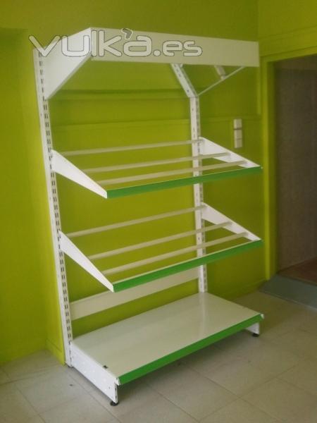 Foto estanterias para frutas diferentes medidas - Estanterias para fruta ...