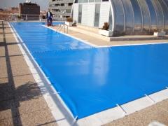 cubre tu piscina con seguridad desde 20EURxm2