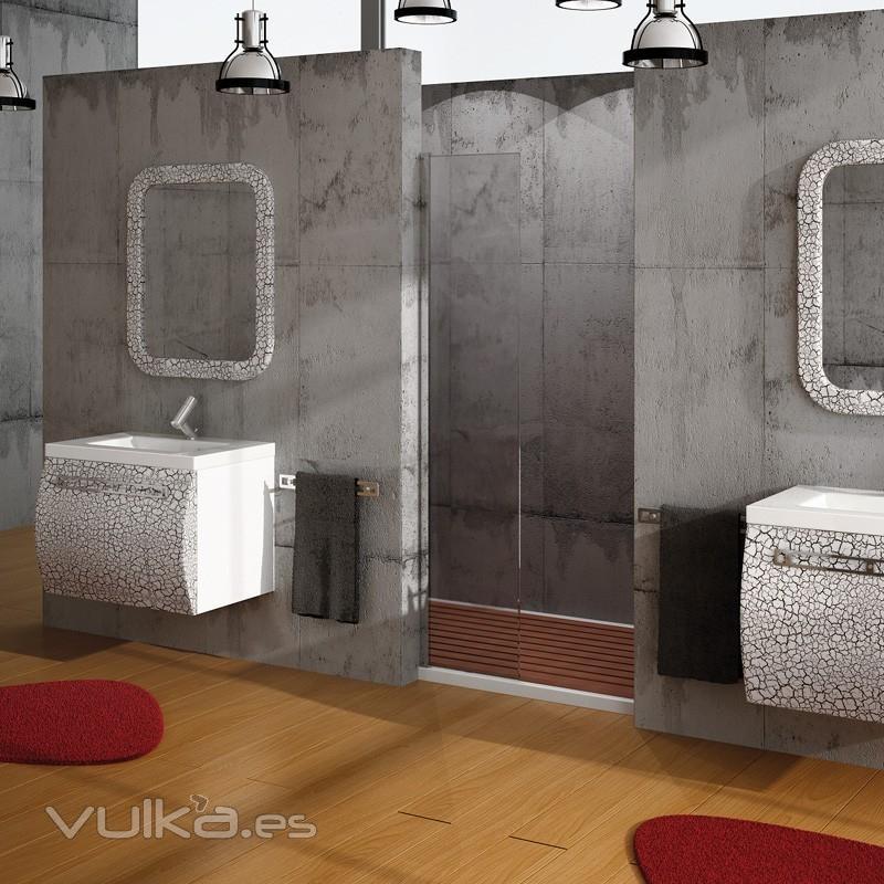 Muebles De Baño Lucena:Foto: Mueble de baño Thalio 80 cm
