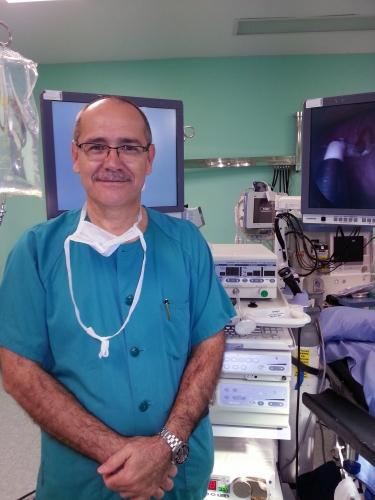 Dr. Monte Mercado. Experto en Histeroscopia
