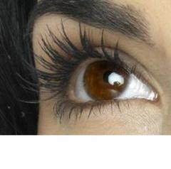 Las extensiones de pesta�as, son increibles, aumenta el tama�o del ojo y le da la m�xima expresi�n