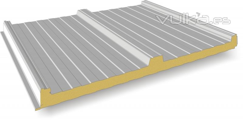 Panel sandwich group materiales de construcci n para la - Panel sandwich zaragoza ...