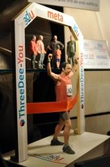 T� trofeo - el deporte en threedee-you foto-escultura 3d-u