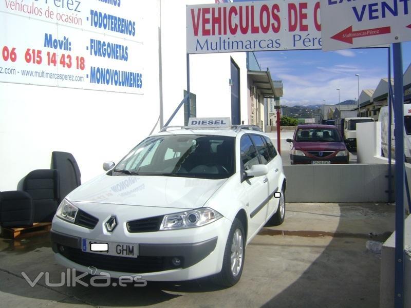 Vehiculos De Ocasion De Multimarcas Perez S.l. En Malaga
