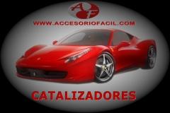 Catalizador coche 4