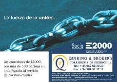 Quirino brokers - la fuerza de la unión  nuestra presencia con más de 600 oficinas en españa  e2000