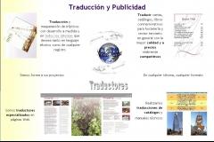 Nodus Terrae: traducción de textos publicitarios y páginas web