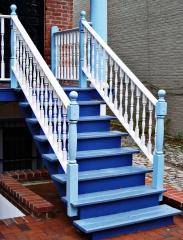 Balaustres y torneados para escaleras