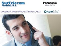 Comunicaciones unificadas panasonic