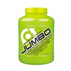 Jumbo scitec, aumentador de peso en masa muscular